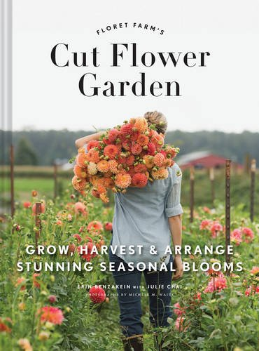 Books on Flowers & Landscape: Growing, Arranging, & Inspiration