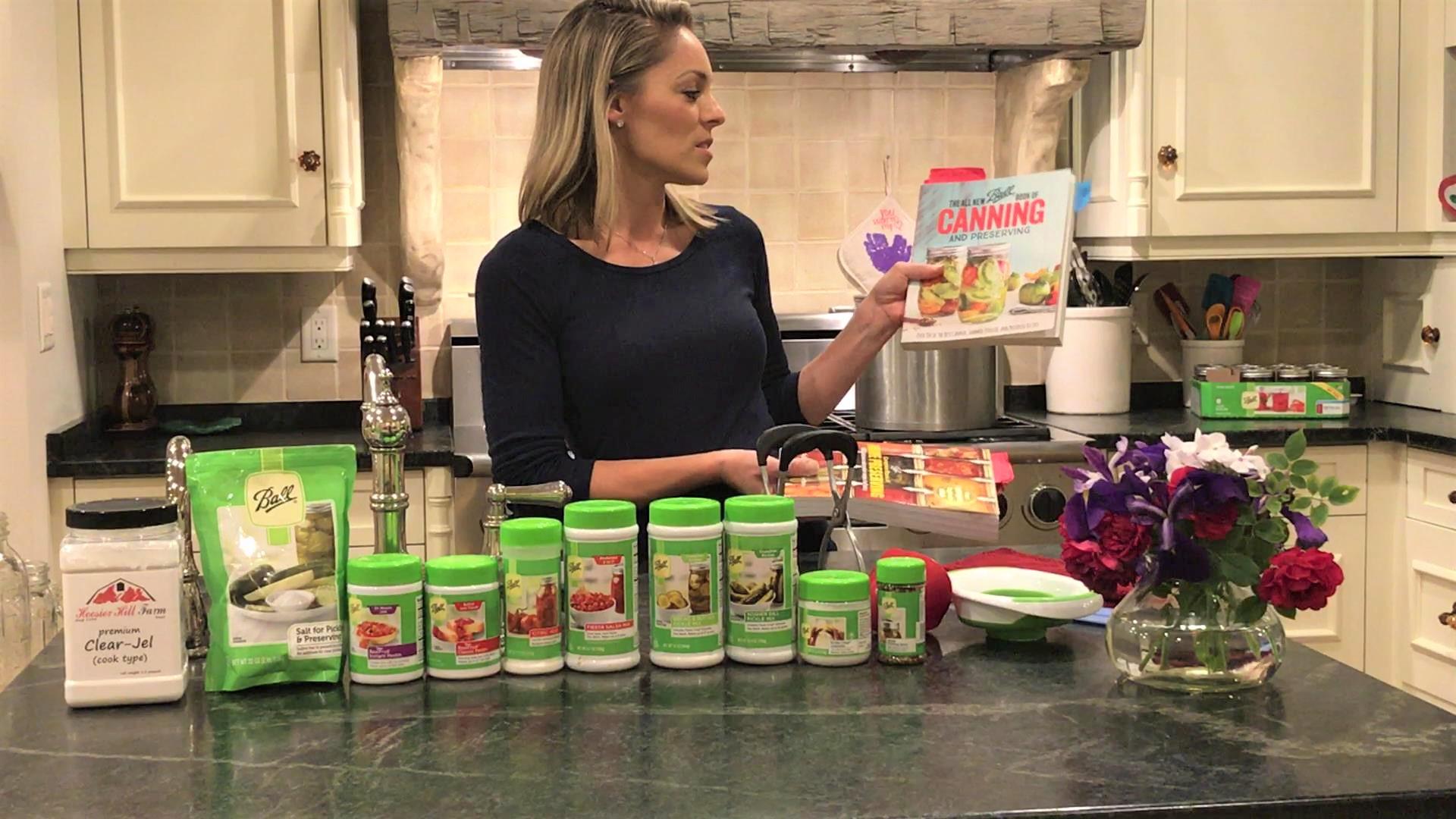 Canning 101 Video: The Basics