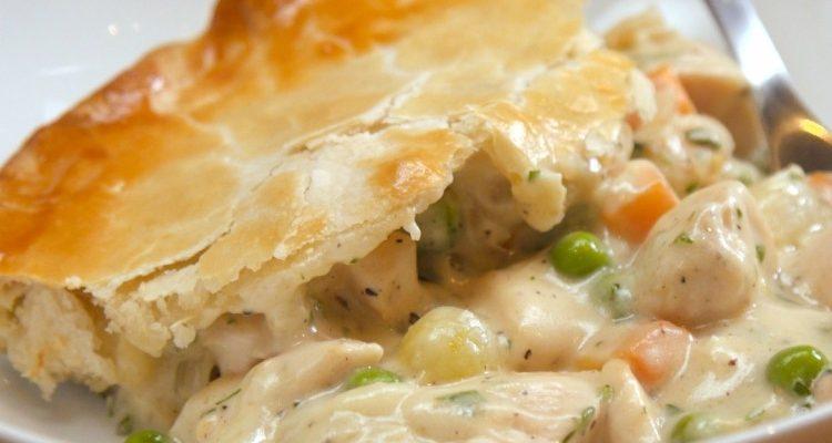 Delicious Pheasant (or Chicken) Pot Pie